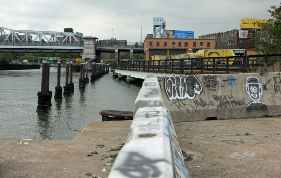 New push to Harlem River shore begins