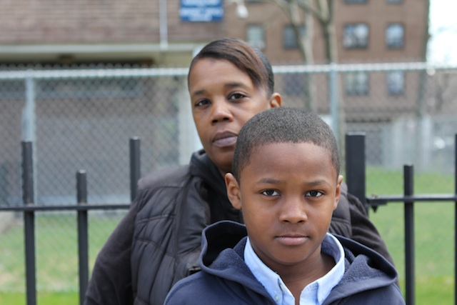 Undercover cop video'd chasing 10-year-old