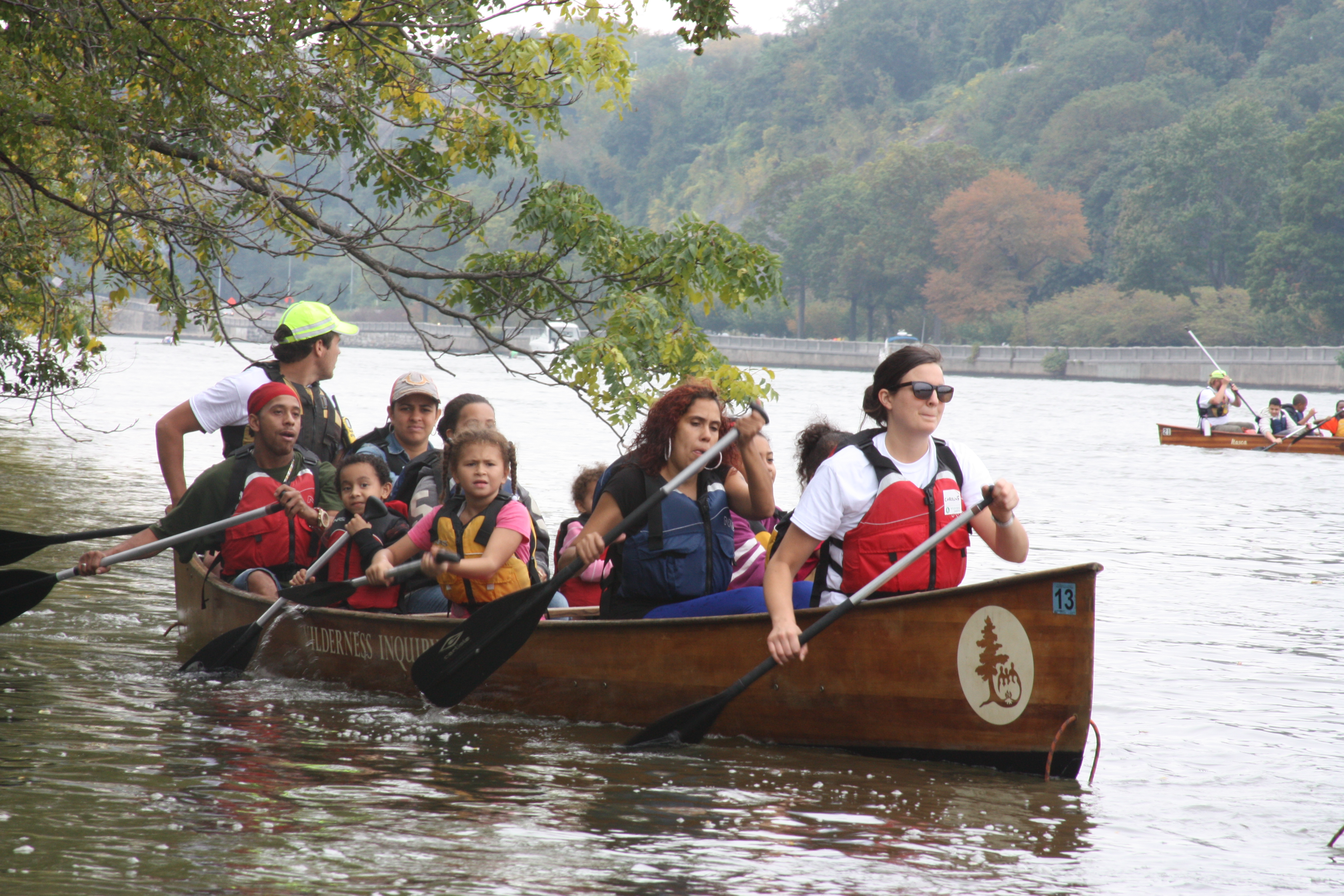Festival introduces Bronxites to their river