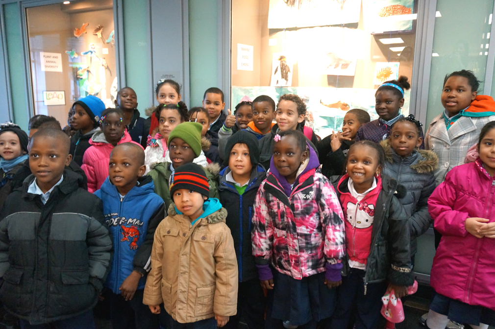 PS 5 students honored for their art