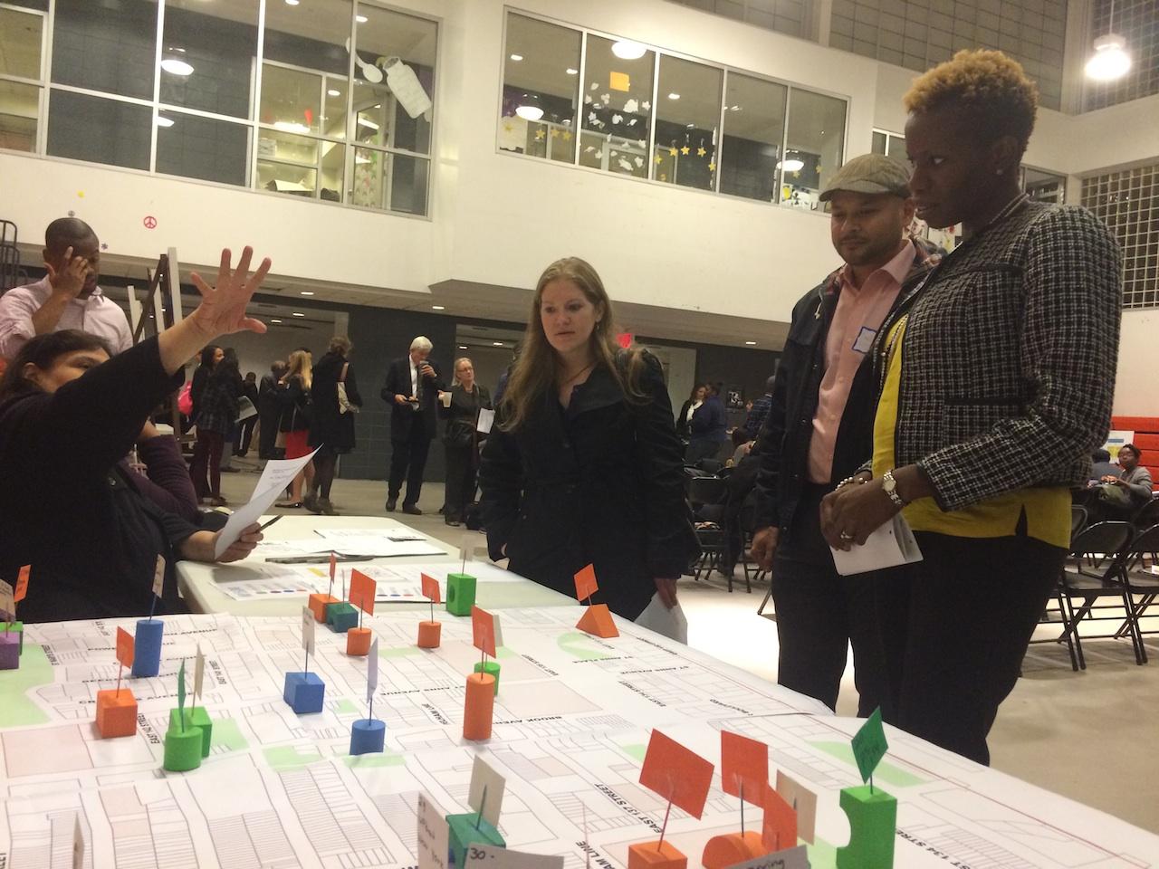Neighborhood transformation plan unveiled