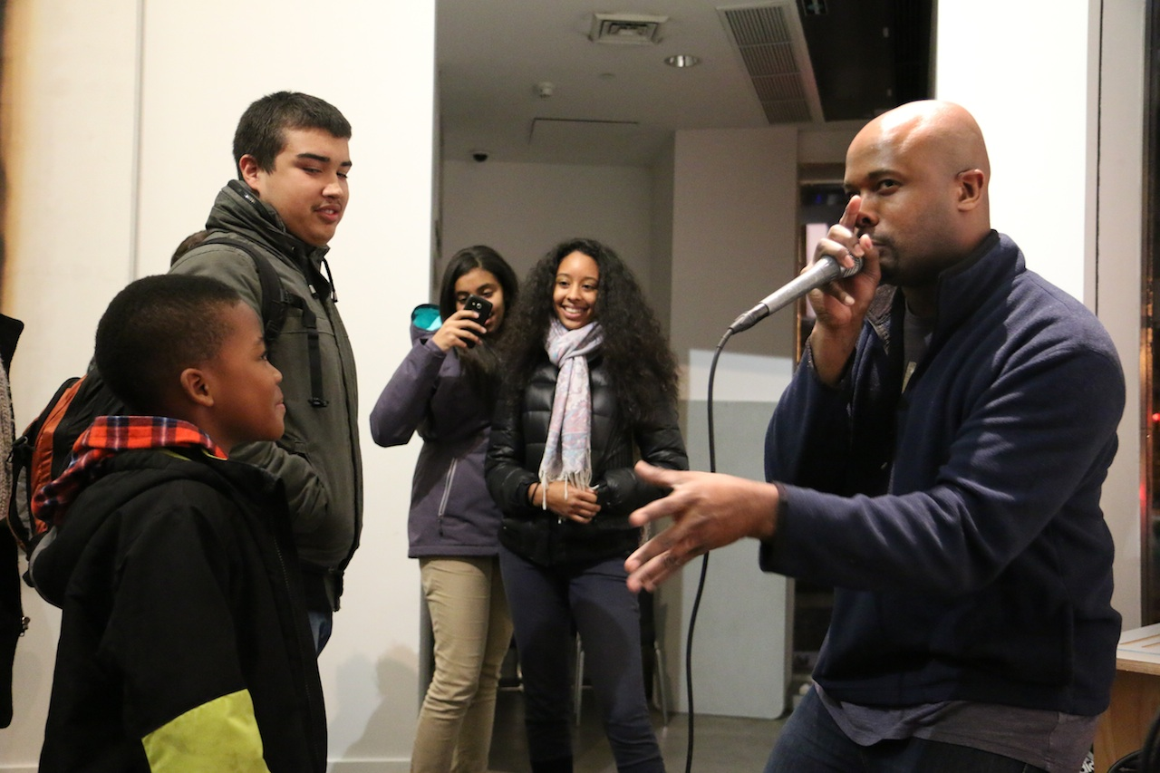 Film depicts rise of beatboxing