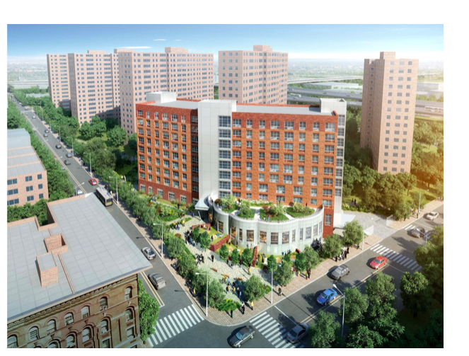Planned development riles NYCHA residents