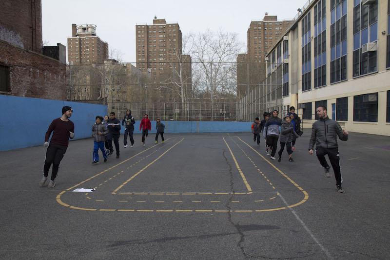 Inner city kids learn life lessons