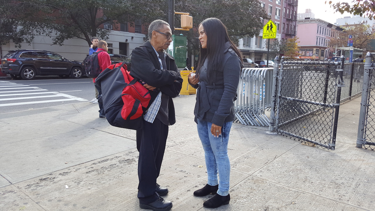 South Bronx is new home for some hurricane victims