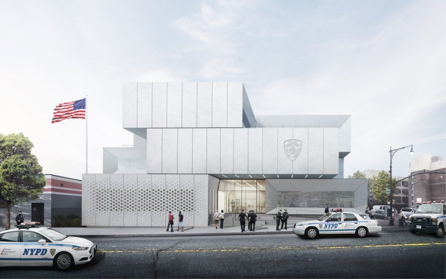 Construction starts on new 40th Precinct station-house