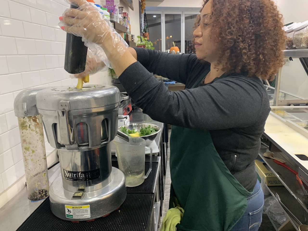 New juice bar aims to promote healthier options