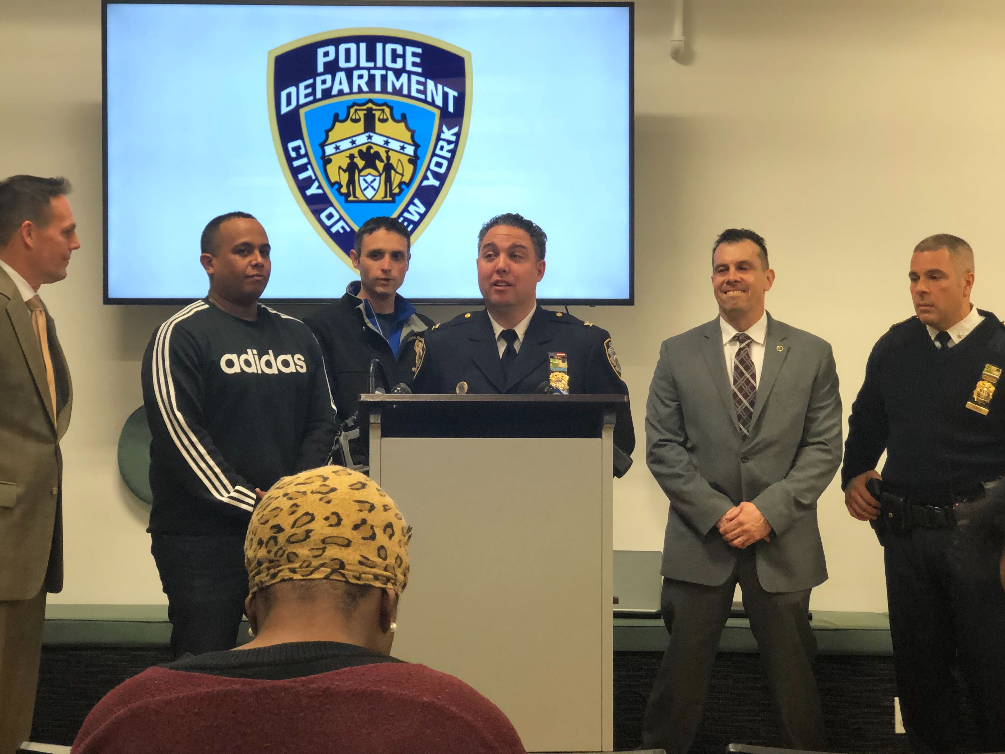 NYPD sting puts 10 alleged drug dealers behind bars