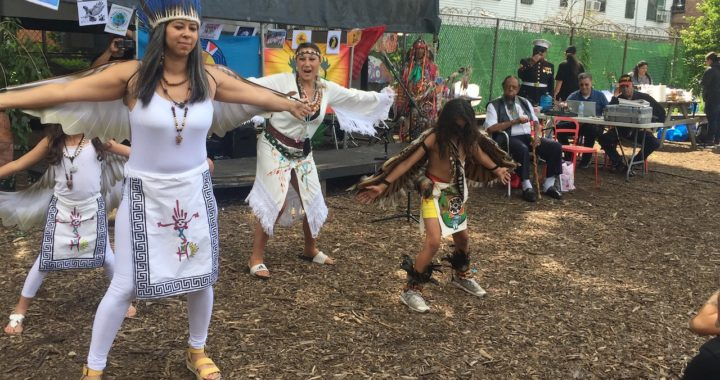 Brook Park hosts Taino powwow