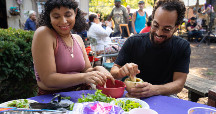 Big Bronx Sancochazo highlights community cooperation