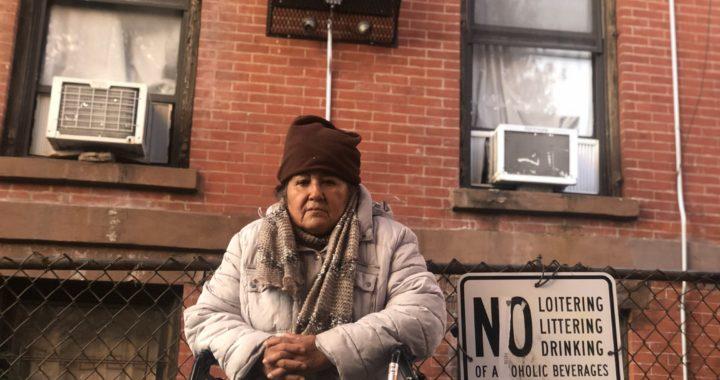 Neighbors rally against siren-blasting landlord