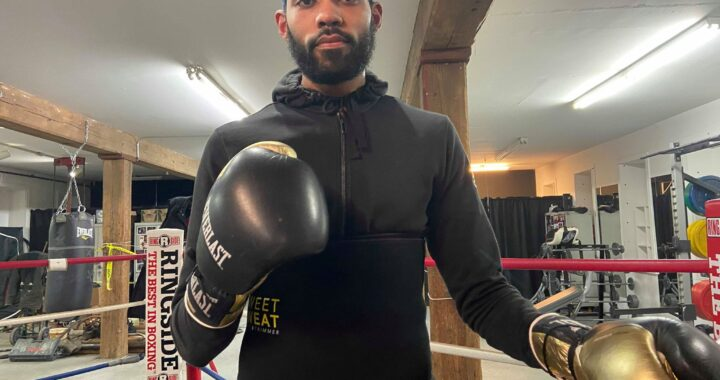 Mott Haven boxer says it's never too late to chase his passion