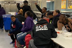 Families look to combat youth violence