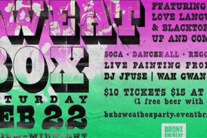Bronx Brewery celebrates new beer release at annual Sweatbox Party