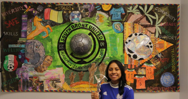 Love for soccer sends teen from Mexico to Berlin