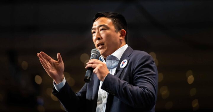 Andrew Yang pledges $1 million in coronavirus relief to the Bronx