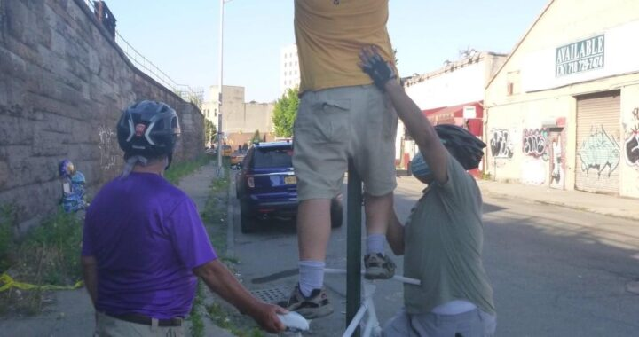 Bike activists urge safety reforms following two fatal accidents in Mott Haven