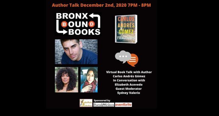 Virtual book talk brings feel of a poetry slam