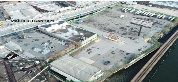 Cleanup proposed for South Bronx parking site