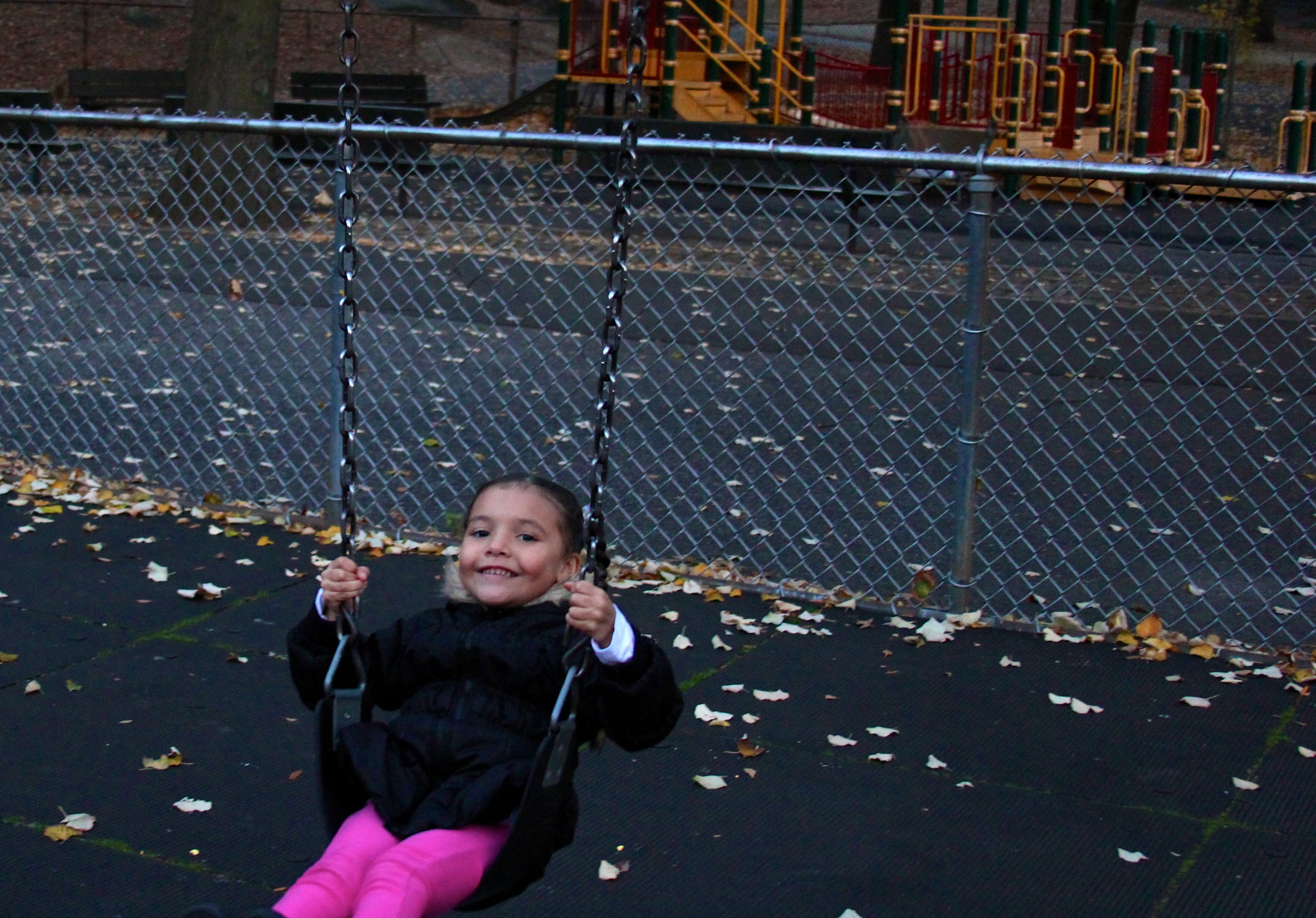 Play space lacking for local kids