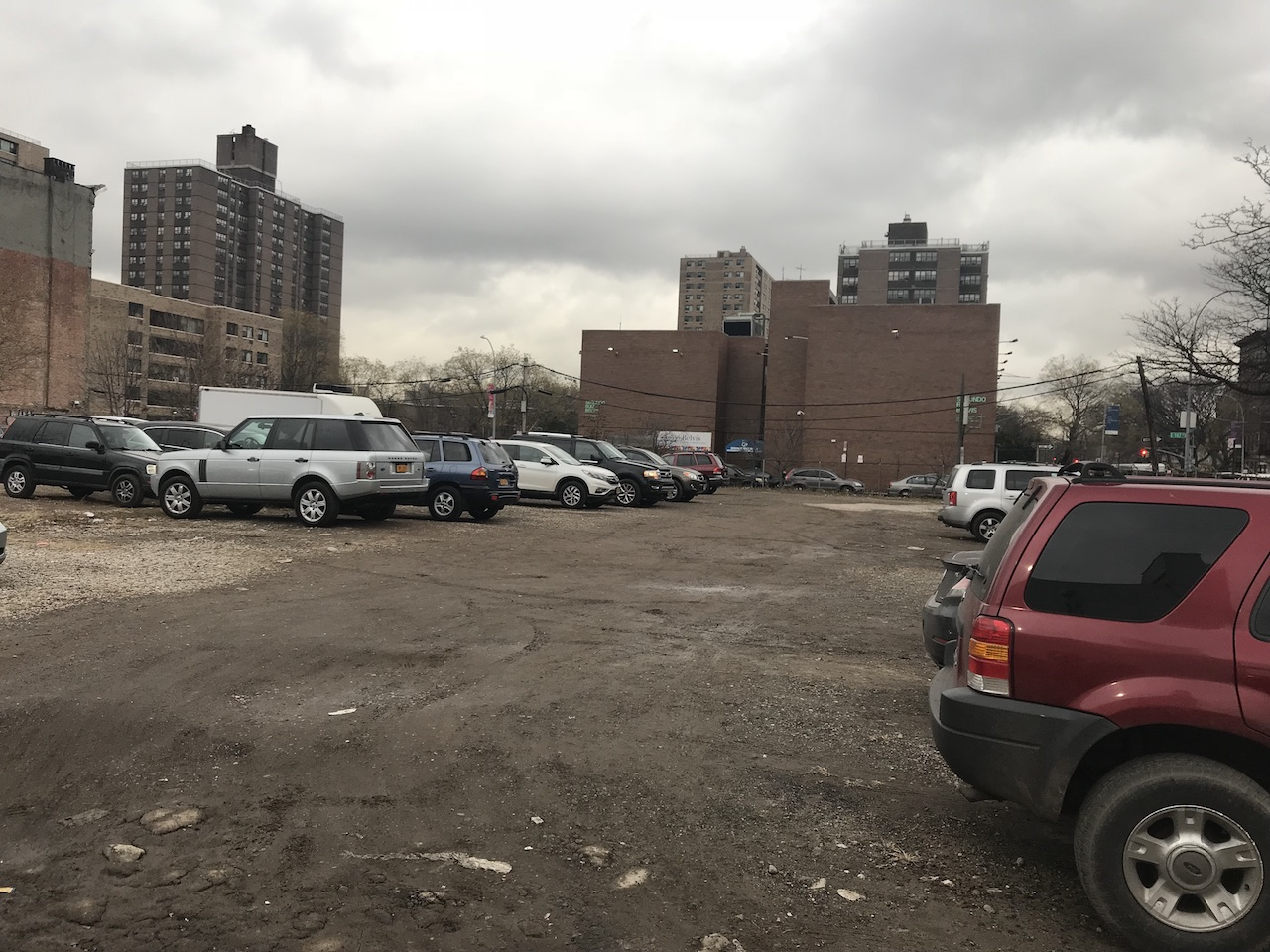 Pastor, city square off over church parking lot