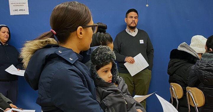 Heketi vs. Goliath: Parents and teachers fight to save charter school