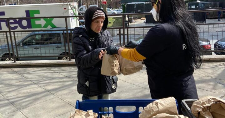 Covid-19 spawns food relief efforts