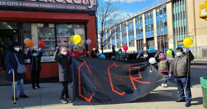 Amid outbreak, tenants protest to demand rent cancelations