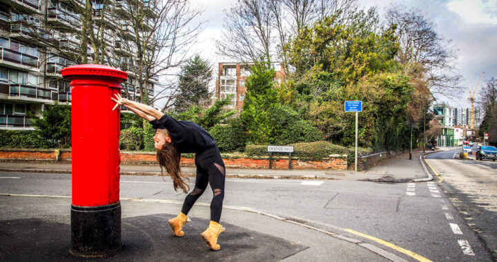 Dancer Jane Saotome offers tips for in-home classes