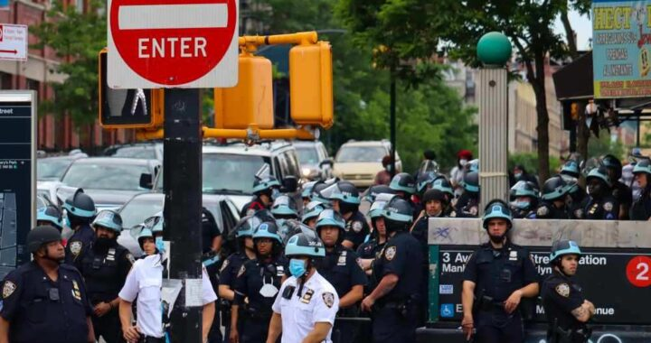 NYPD's trapping, beating of peaceful protesters in Mott Haven in June will cost taxpayers millions: Human Rights Watch