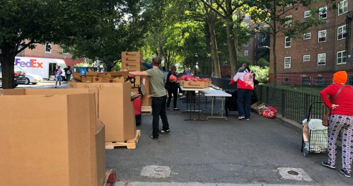 No letup in demand for local pantries, soup kitchens