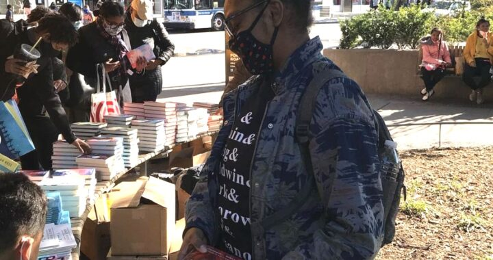 Bronx Book Festival founder announces plans to crowdfund for new Bronx bookstore