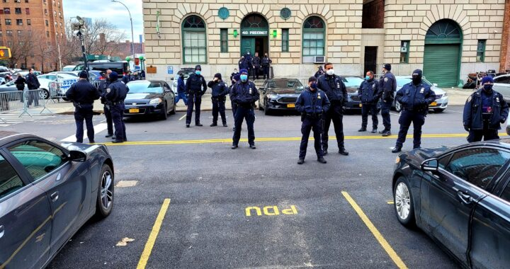 NYPD addresses Mott Haven public safety concerns