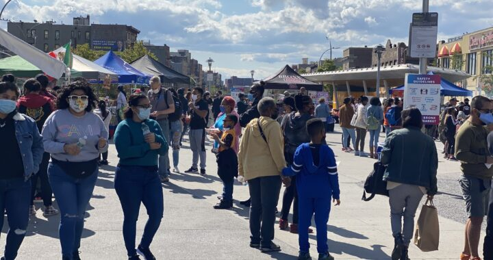 The Bronx Night Market returns to Fordham Plaza, but it's rooted in Mott Haven
